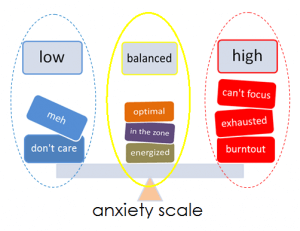 Anxiety Scale